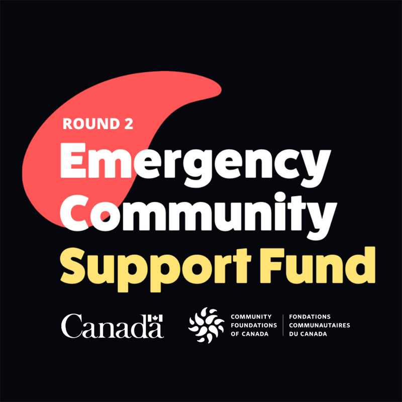 Emergency Community Support Fund - Round 2